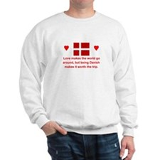 Danish Love Sweatshirt