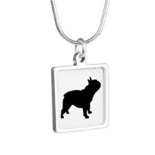 french bulldog black.png Necklaces