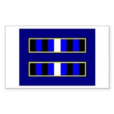 Equality Leather Rectangle Decal