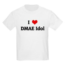 I Love DMAE Idol Kids T-Shirt