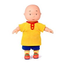Caillou Small Doll - 7 inches