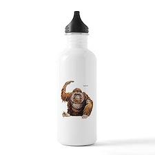 Orangutan Ape Water Bottle
