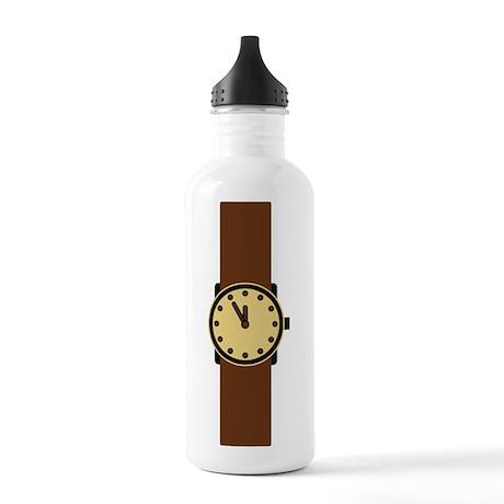 wristwatch Water Bottle