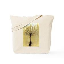 Fractal Tree Tote Bag