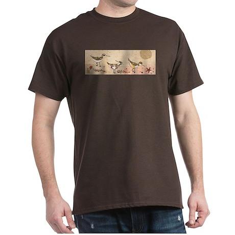Sandpipers Dark T-Shirt