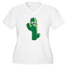 cactus Plus Size T-Shirt