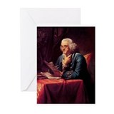 Funny President Greeting Cards (Pk of 20)