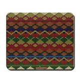 Indian Beadwork Mousepad