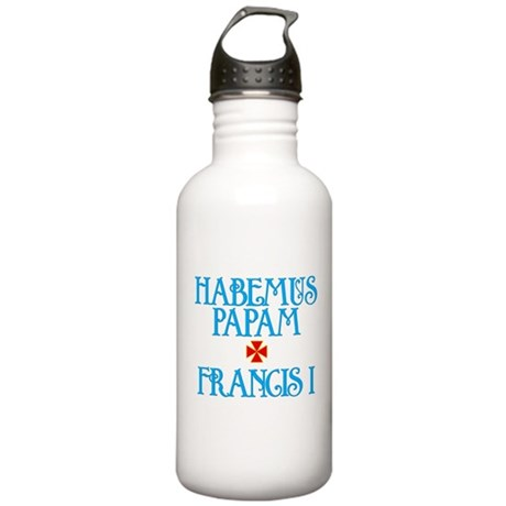 Habemus Papam - Francis I Stainless Water Bottle 1