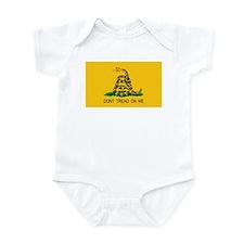 Gadsden Flag - Don't Tread On Infant Bodysuit