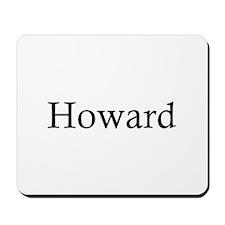 Howard Mousepad