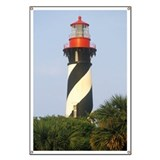 """Historic St. Augustine Lighthouse in St. A Banner"