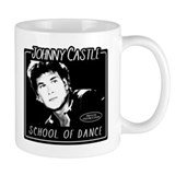 Johnny Castle Dance Small Mug