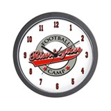 Rimington Football Camp Wall Clock