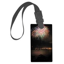 New Years Eve Luggage Tag