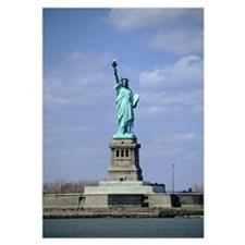 Statue of Liberty, New York Cit 3.5 x 5 Flat Cards