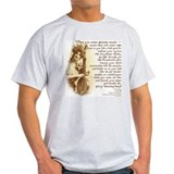 Mark Twain Banjo T-Shirt