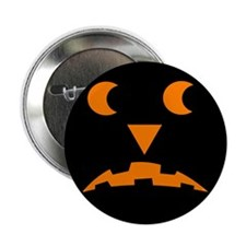 "Jack-O-Lantern 2 2.25"" Button (10 pack)"