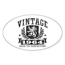 Vintage 1964 Bumper Stickers