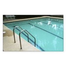 Swimming pool Decal