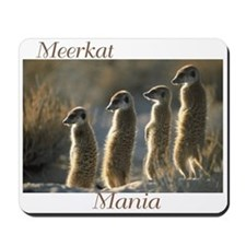"""Meerkat Group"" Mousepad"