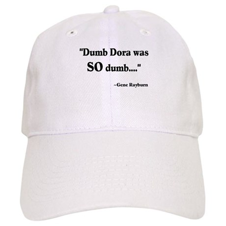 Dumb Dora Match Game Rayburn Cap
