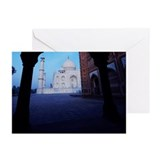 Mausoleum viewed through Greeting Cards (Pk of 20)