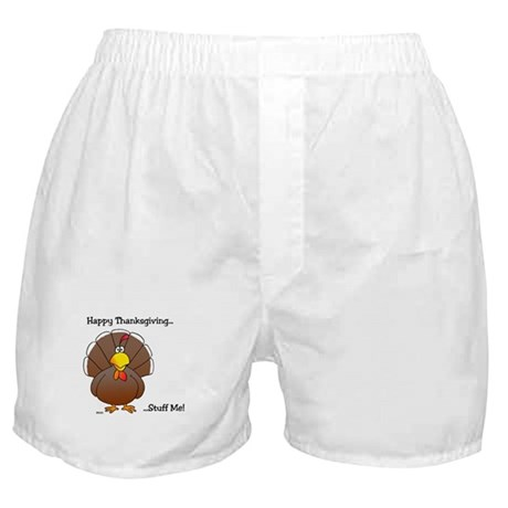'Thanksgiving' Boxer Shorts
