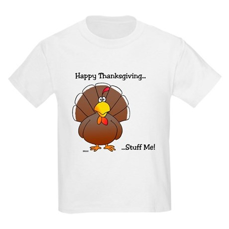 'Happy Thanksgiving' Kids T-Shirt