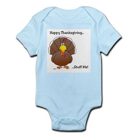 'Thanksgiving' Infant Creeper