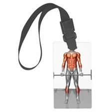 Romanian deadlift (Part 2 of 2) Luggage Tag