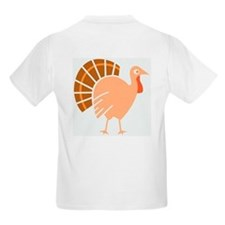 Fanny Turkey Kids T-Shirt