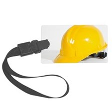 Hardhat Luggage Tag