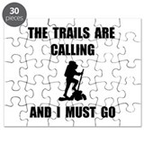 Trails Calling Go Puzzle