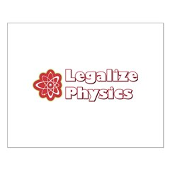 Legalize Physics Posters