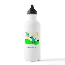 My Tiny Teal Deer Water Bottle
