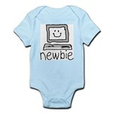 Cute  geek Infant Bodysuit