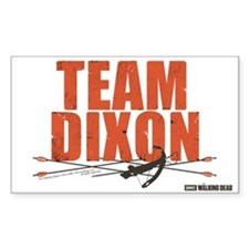 Team Dixon Decal