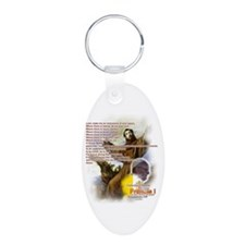 Prayer of St. Francis: Keychains