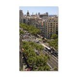 Barcelona, Spain Wall Decal