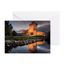 Ross Castle Greeting Cards (Pk of 10)