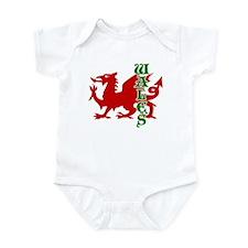 Wales Infant Bodysuit