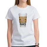 Supernatural Francis Dean Coffee Quote T-Shirt