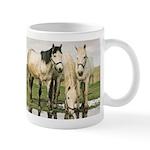 Camargue Horses Horse Lover Coffee Mug