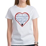 Open Your Heart Women's T-Shirt