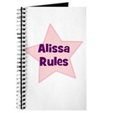 Alissa Rules Journal