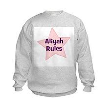 Aliyah Rules Jumpers