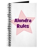 Alondra Rules Journal