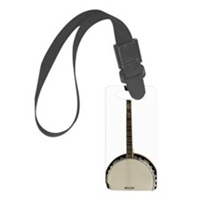 a banjo Luggage Tag