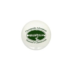 Chesapeake Arboretum Logo Mini Button (10 pack)